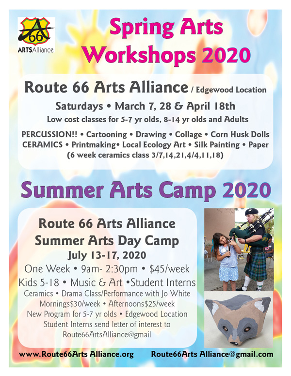 2020 Spring / Summer Flyer